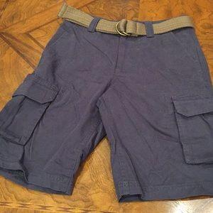 Boys First Wave brand Cargo shirts size 14